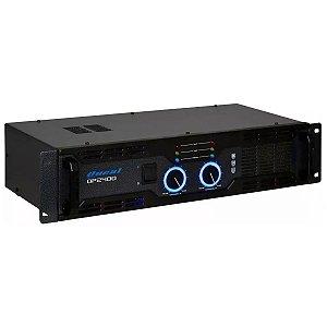 Amplificador De Potência OP2400 Oneal 400w
