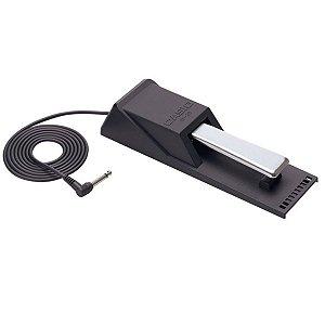 Pedal Sustain Para Teclado e Piano Universal Original Casio