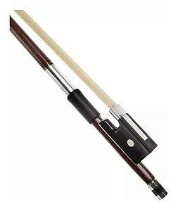 Arco Redondo Para Violino Profissional Crina Animal 4/4