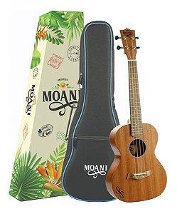 Ukulele Moani Tenor Acustico UKSS02-26 Com Bag