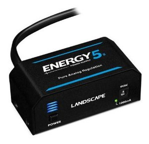 Fonte Chaveada Para 5 Pedais 9v 1000ma Landscape Energy 5s