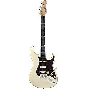 Guitarra Strato Tagima T-635 Olympic White Classic Série