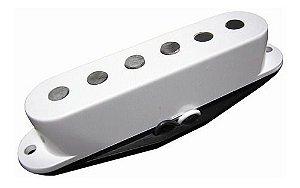Captador Para Guitarra Single Coil Ponte Malagoli Branco