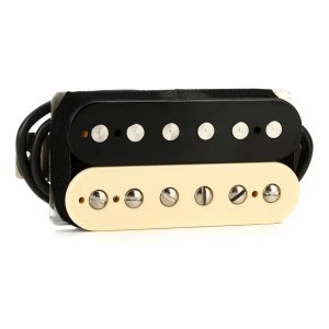 Captador Para Guitarra Humbucker Distortion Ponte Malagoli Zebra