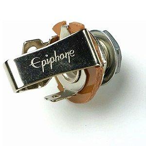 Jack P10 Mono Para Instrumentos Musicais Epiphone