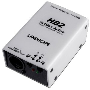 Directbox Direct Box Ativo Profissional Hotbox Hb2 Landscape