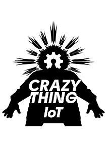 Crazy Thing IoT Experimentos e desenvolvimento rápidos