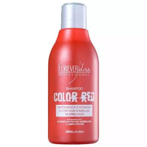 Forever Liss Color Red Shampoo 300ml