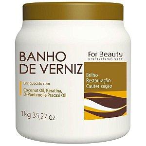 For Beauty Banho de Verniz Máscara 1kg