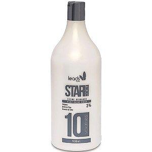 Leads Care Star Color Creme Oxidante 10 Volumes 900ml