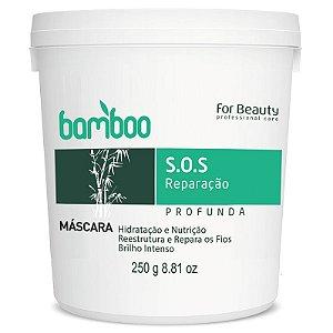 For Beauty Bamboo SOS Recuperação Máscara 250g