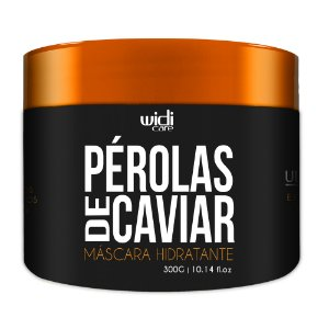 Widi Care Perolas de Caviar Home Care Máscara 300g