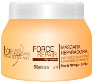Forever Liss Máscara Force Repair 250g