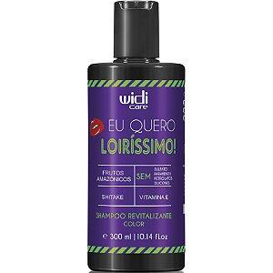 Widi Care Eu Quero Loiríssimo! Revitalizante Shampoo 300ml