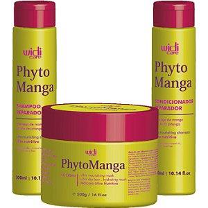 Widi Care PhytoManga Ultra Nutritivo kit com Máscara 500g (3 itens)