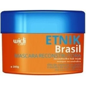 Widi Care Etnik Brasil Máscara Reconstrutora 300g