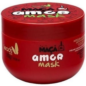 Leads Care Maça do Amor Máscara 300g