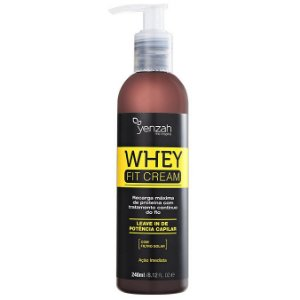Yenzah Power Whey Fit Cream Leave-in 240ml