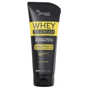 Yenzah Power Whey Fit Cream Condicionador 200ml