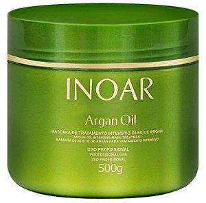 Inoar Argan Oil Máscara Tratamento 500g