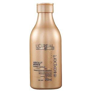 L'Oréal Absolut Repair Cortex Lipidium Reconstrutor Instantâneo Shampoo 250ml