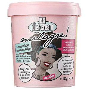 Lola Cosmetics Creme de Pentear Milagre Diet 400g