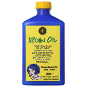 Lola Argan Oil Shampoo Reconstrutor 250ml