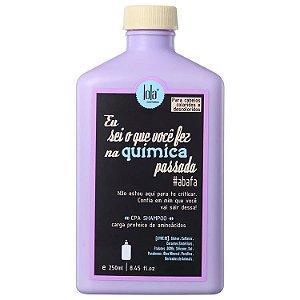 Lola Cosmetics Eu sei o que você fez na química passada Shampoo 250ml