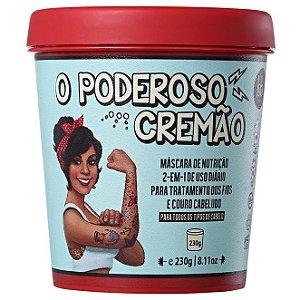 Lola Cosmetics O Poderoso Cremão 2 em 1 Máscara 230g