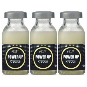 Felps Xrepair Power Up Tratamento Ampola 3x15ml