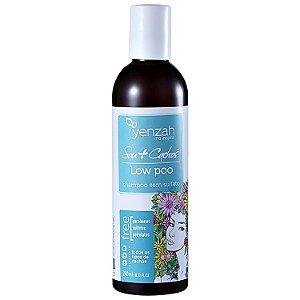 Yenzah Sou + Cachos Low Poo Shampoo 240ml