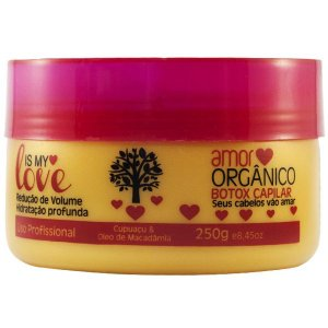 Is My Love Amor Orgânico Redutor de Volume 250g
