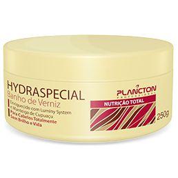 Plancton Hydraspecial Banho de Verniz Máscara 250g
