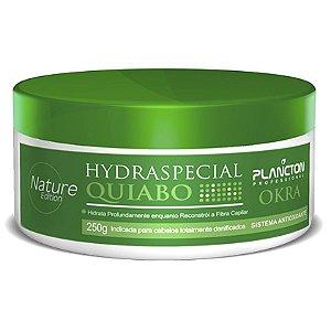 Plancton Hydraspecial Quiabo Okra Máscara 250g