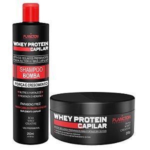 Plancton Whey Protein Capilar kit (2x250ml/g)