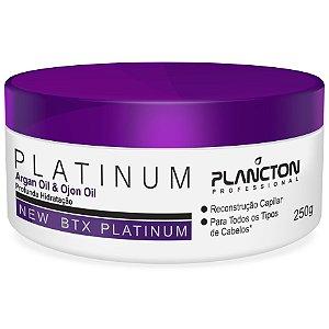 Plancton Argan Oil & Ojon Oil Btx Platinum 250g