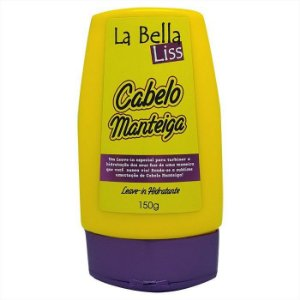 La Bella Liss Cabelo Manteiga Hidratação Leave-in 150g