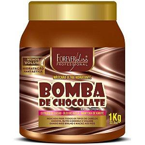 Forever Liss Bomba de Chocolate Máscara 1kg