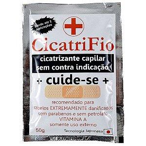 Madarrô Cicatrifio Cicatrizante Capilar Sachê 50g