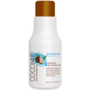 For Beauty Coconut Reconstrução Shampoo 300ml