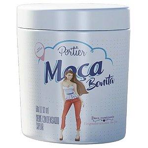 Portier Moça Bonita Creme Condensado Capilar Mascara 500g