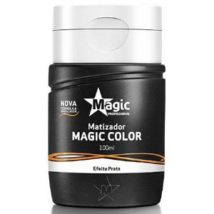 Magic Color Matizador - Efeito Prata - 100ml