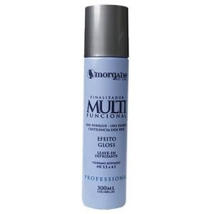 Morgane Finalizador Multi Funcional Leave-in Termoativado 300ml