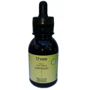 Three Therapy Pantovin Nano Vegetal Tônico 100ml