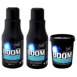 Sophie Boom Suplemento Capilar kit (3 itens)