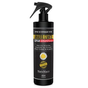 NatuMaxx Anabolizante Capilar Spray 400ml