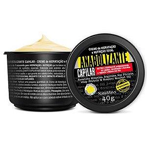 NatuMaxx Anabolizante Capilar Máscara 40g