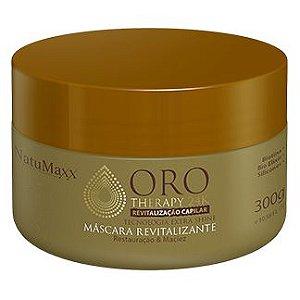 NatuMaxx Oro Therapy 24k Máscara Revitalizante 300g