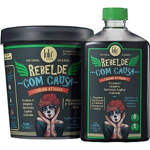 Lola Rebelde Com Causa Shampoo e Máscara (2 itens)