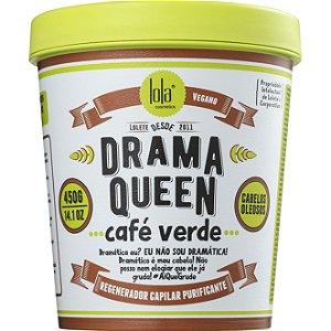 Lola Cosmetics Drama Queen Café Verde - Cabelos Oleosos - 450g